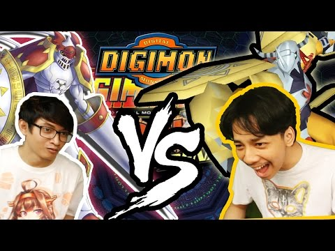 Perang Biji With Mr. K - Digimon Rumble Arena 2