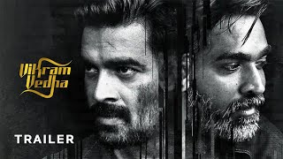 Vikram Vedha Tamil Movie Official Trailer