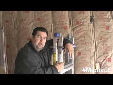 Batt Insulation  Installation and Suggestions - #Michaut