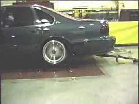 96 Impala SS 200MPH on Dyno