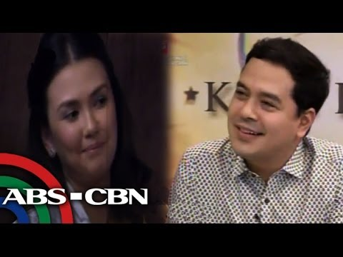 John Lloyd shares sweet moment with Angelica Panganiban