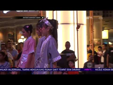 Putri Ersa Mayori Tunjukkan Bakatnya Dibidang Fashion Designer