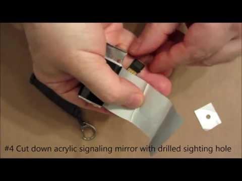 Homemade MICRO Survival Knife, Mack 2.1 [prototype]