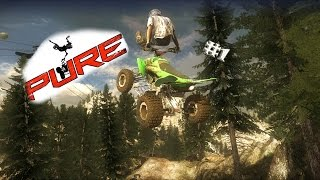 PURE ATV GAMES - A New game