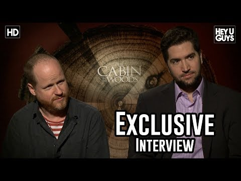 Joss Whedon & Drew Goddard - The Cabin In The Woods Exclusive Interview