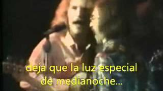 ccr the midnight special español