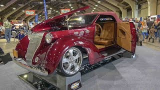 2018 Pomona Grand National Roadster Show