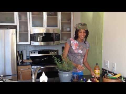Rosemary Herbal Tincture w/ Apple Cider Vinegar
