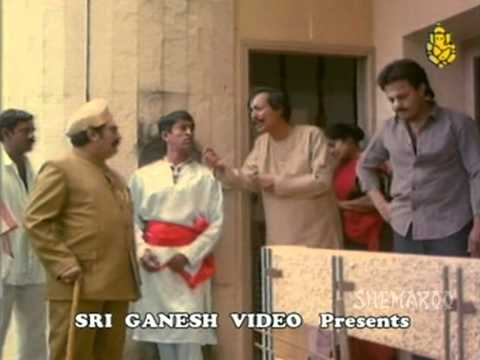 Kannada Hasya - Rupa Gives His Blessings - Jaggesh - Kannada Hit Scenes video