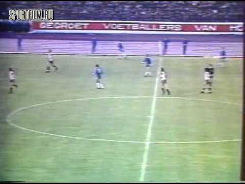 Dinamo Tbilisi - Feyenoord. CWC-1980/81 (3-0)