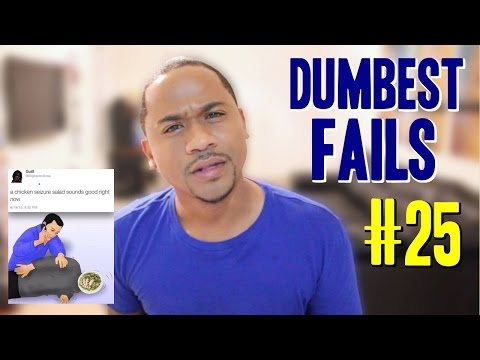 DUMBEST FAILS OF 2015 #25 | Try Not To Laugh Challenge
