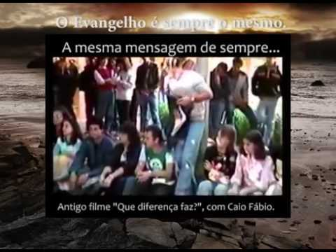 Caio Fábio há quarenta anos atrás... O Evangelho não muda nem fica obsoleto!