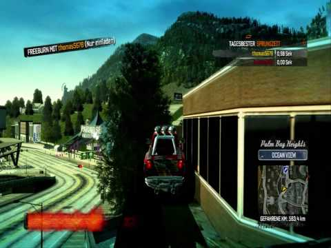 Burnout Paradise glitchs Tutorial 5!!!