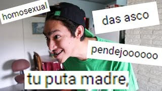 MY HATERS !! - READING COMMENTS | Fernanfloo