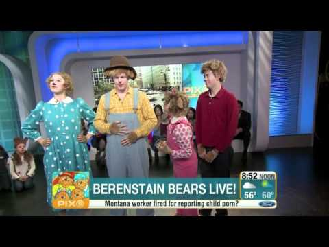The Berenstain Bears Live! is listed (or ranked) 35 on the list The Best Broadway Shows for Kids