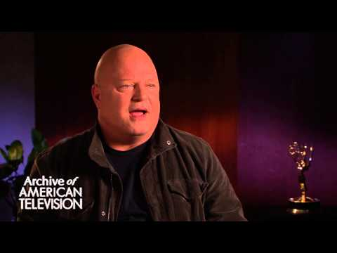 Michael Chiklis discusses doing voiceover work on Family Guy - EMMYTVLEGENDS.ORG