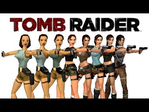 Saga Tomb Raider : Vale ou não a pena jogar - Parte 1/4