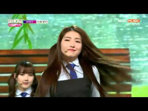 GFriend Special Stage Show Champion (3/2/2016) [CC: ENG SUBS]