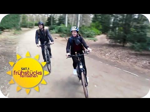 Radeln ohne zu schwitzen: Der E-BIKE-CHECK | SAT.1 Frühstücksfernsehen | TV
