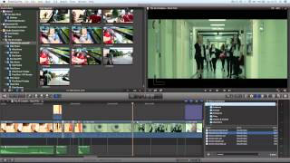 Final Cut Pro X Tutorial Pt 30 Sound Effects Library