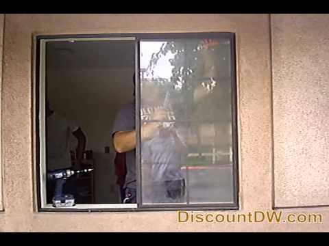 Horizontal sliding window air gap? [Archive] - Straight Dope Message ...