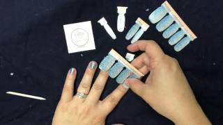 3 Ways To Apply Color Street Nail Strips