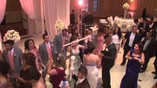 حفلة زواج بهنام وجوليانا - الجزء الرابع