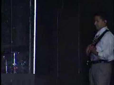 Eran Cien Ovejas - Alto Sax video