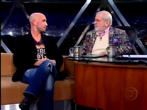 Comediante Paulo Gustavo fala de sua carreira