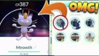 Pokemon GO DAS ERSTE ALOLA POKEMON in POKEMON GO!