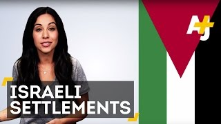 Video: Israeli Settlements Explained (Palestine) - AJ+