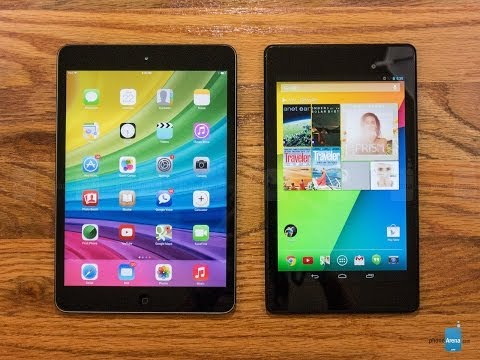 BEST TABLET for 2014 - Best Full Size Tablet (10 inch) and 7 inch Tablets - IOS vs Android