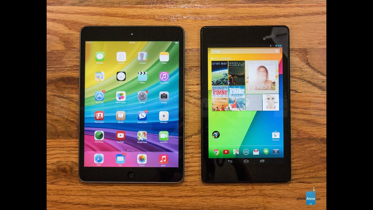 Tablet Size Compare Best Full Size Tablet 10