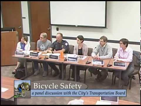 view Transportation Board Talks Bicycle Safety video