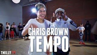Download Lagu Chris Brown - Tempo - Choreography by Alexander Chung - #TMillyTV #Dance Gratis STAFABAND