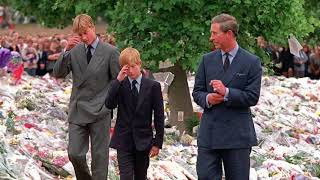 The death of Princess Diana in 1997