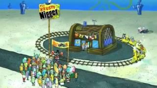Spongebob - The Krusty Sponge Edited
