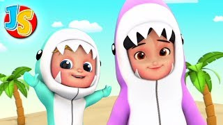 Baby Shark Song | Kids Songs & Nursery Rhymes | Cartoon Videos