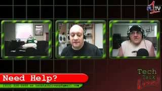 Tech Talk Live! - Episode 20 - July 14th, 2012