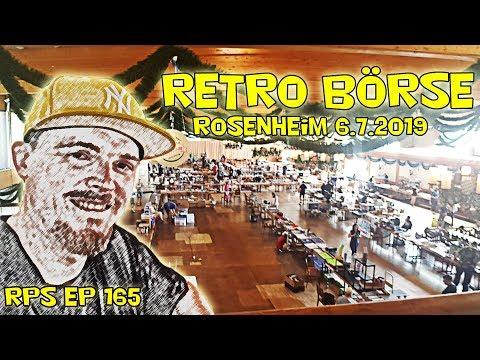 Retro Börse Rosenheim 6.7.19