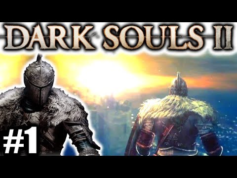 Dark Souls 2: The Hollow Rage [#1] : THE BEGINNING OF PAIN & SUFFERING