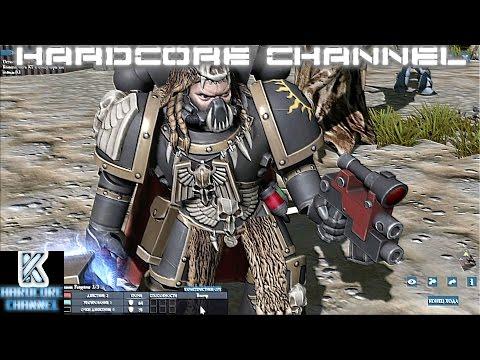 Warhammer 40000 Sanctus Reach - прохождение =2=Волчий вой (русская версия)