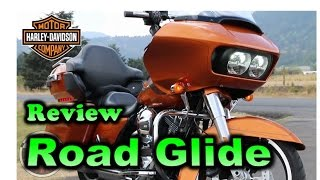 Harley Davidson Road Glide Special  Review En Espa Ol