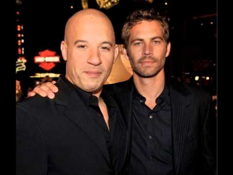 HABLA VIN DIESEL DE LA MUERTE DE PAUL WALKER Vin Diesel talks about Paul Walkers death