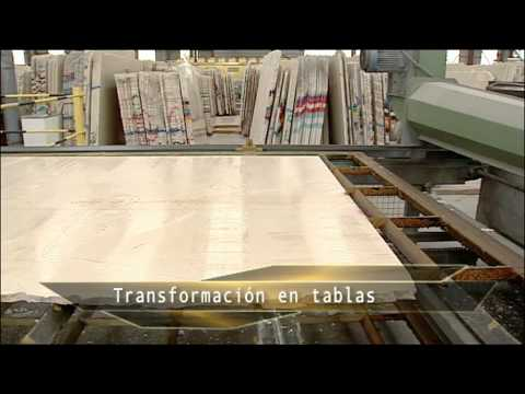 Proceso fabricacion marmol