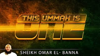 Your Sin Is Hurting The Ummah! ᴴᴰ ┇ Powerful Speech ┇ by Sheikh Omar El Banna ┇ TDR Production ┇