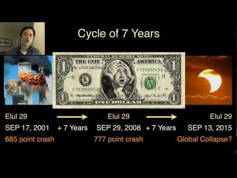Mega Earthquake (2013 2014) Global Financial Collapse (2015) Rapture Explained Away!
