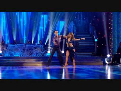 Strictly Come Dancing Christmas Special 09- Rachel Stevens- Rhumba