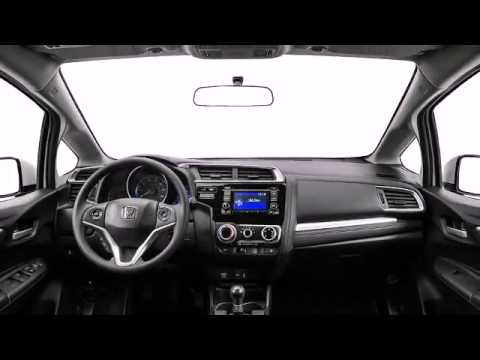 2015 Honda Fit Video