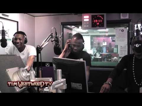 Westwood: Vibe Squad breaking down Azonto | Afro Beats
